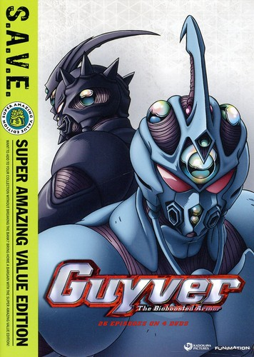 Guyver: Complete - Save