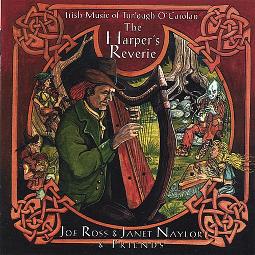 Harper's Reverie: Irish Music Turlough O'Carolan