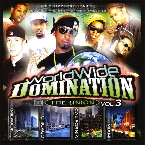 Worldwide Domination 3: Union