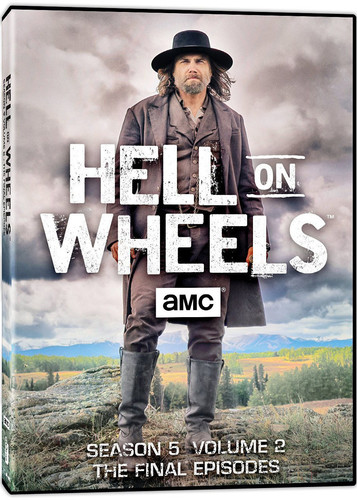 Hell On Wheels: Season 5, Vol. 2 - The Final Episodes