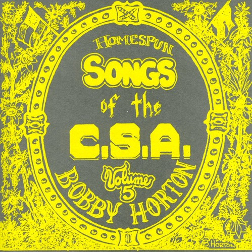 Homespun Songs of Csa 5