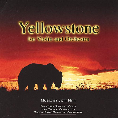 Yellowstone for Violin & Orchestra