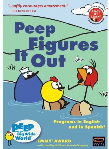 Peep & Big Wide World: Peep Figures It Out