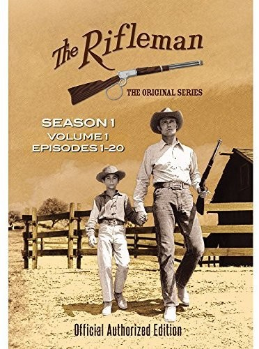 The Rifleman: Season 1 Volume 1 (Episodes 1 - 20)