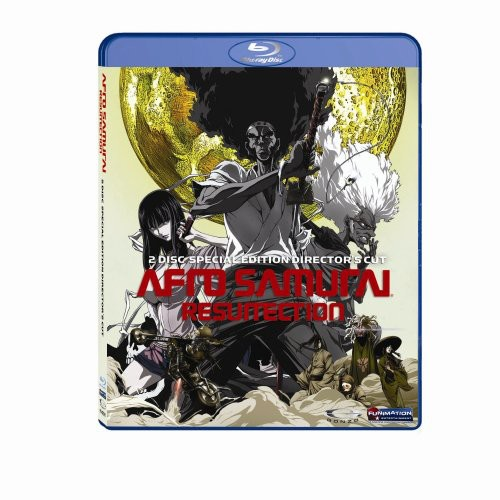 Afro Samurai: Resurrection (Director's Cut)