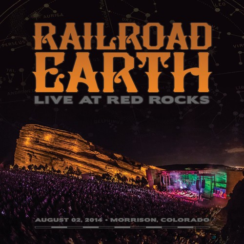 Railroad Earth: Live at Red Rocks