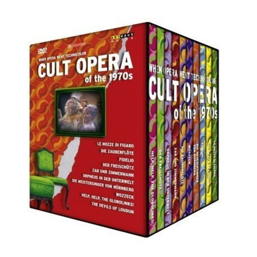Cult Opera of the 1970's /  Various