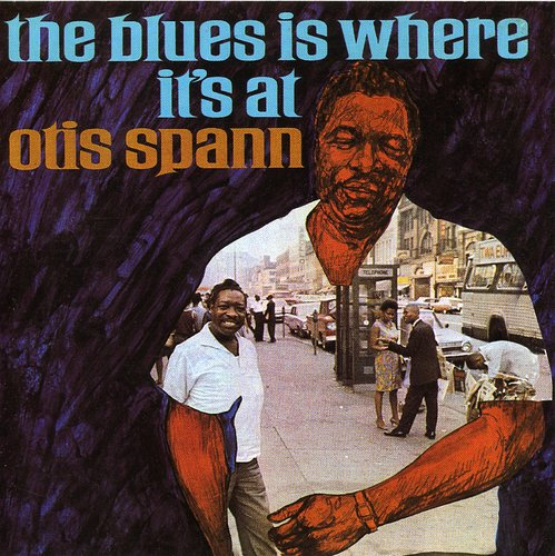 Blues Is Where It's at [Import]