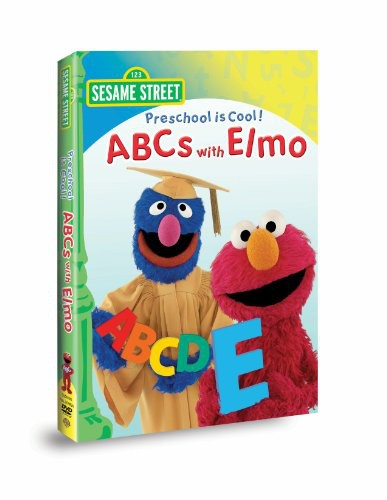 Preschool Is Cool: Abcs with Elmo