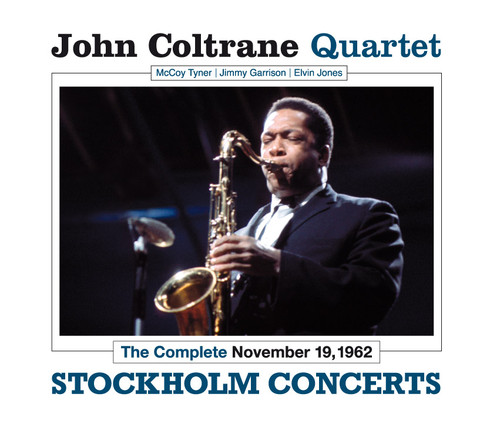 Complete November 19 1962 Stockholm Concerts [Import]