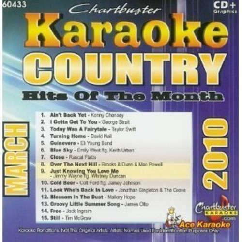 Country Hits of the Month: July 2010