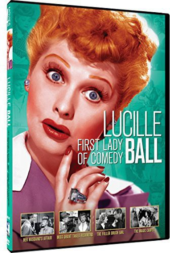 First Lady of Comedy: Lucille Ball - Four Movie