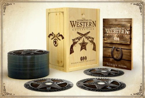 Definitive TV Western Collection