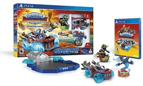 Skylanders Superchargers: Starter Pack for PlayStation 4