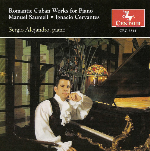 Romantic Cuban Works for Piano