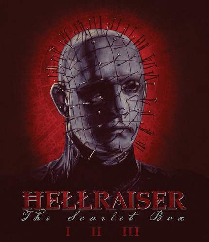 Hellraiser: Scarlet Box