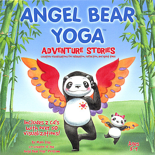 Angel Bear Yoga Stories
