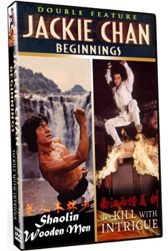 Jackie Chan: Beginnings Double Feature
