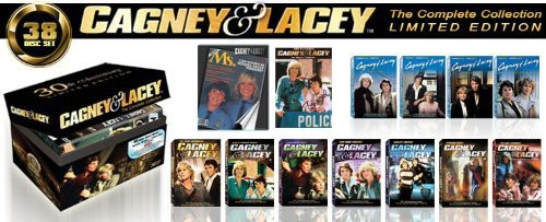 Cagney & Lacey: Complete Collection