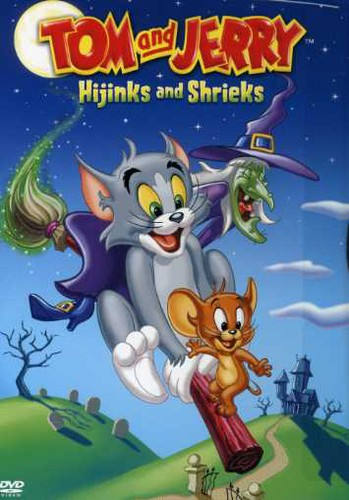 Tom & Jerry: Hijinks & Shrieks