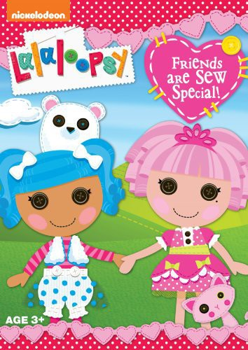 Lalaloopsy: Friends Are Sew Special