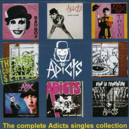Complete Adicts Singles Collection [Import]