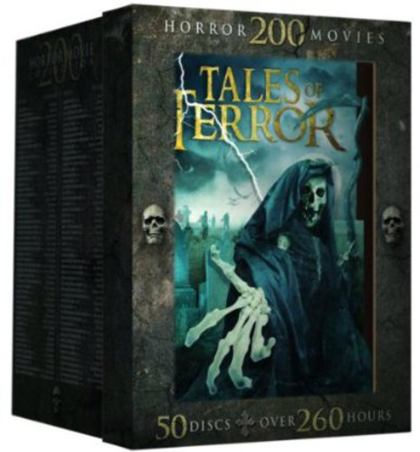 Tales of Terror - 200 Classic Horror Movies