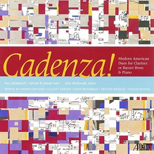 Cadenza: Modern American Duos for Clarinet or