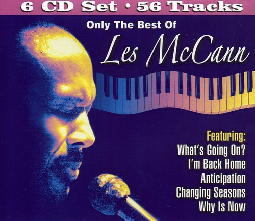 Only the Best of Les McCann