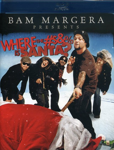 Bam Margera: Where the XXXX Is Santa