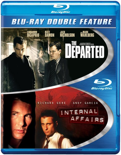 Internal Affairs /  Departed