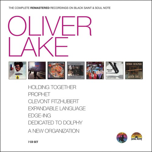 Oliver Lake: Complete Remastered Recordings