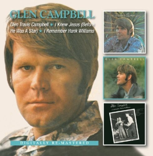 Glen Travis Campbell /  I Knew Jesus /  I Remember [Import]