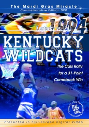 1994 Mardi Gras Miracle Game Kentucky