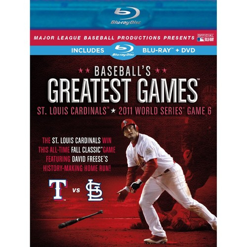 Baseball's Greatest Games: 2011 World Series Game