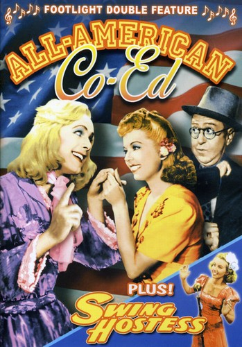 Musical Double Feature: All-American Co-Ed /  Swing