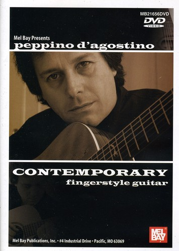 Contemporary Fingerstyle Guitar