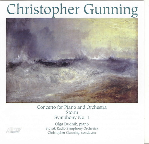 Orchestral Music of Christopher Gunning