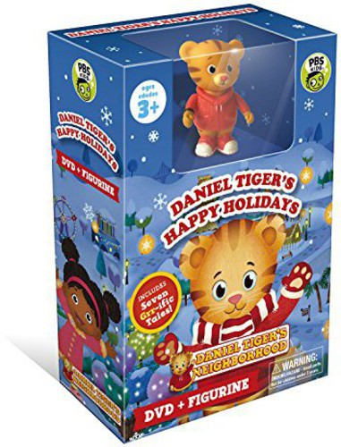 Daniel Tiger's Neighborhood: Daniel Tiger's Happy