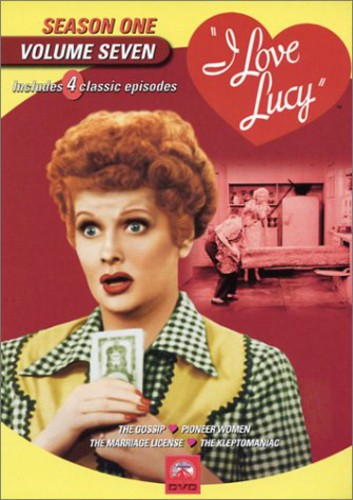 I Love Lucy: Season 1 Vol 7
