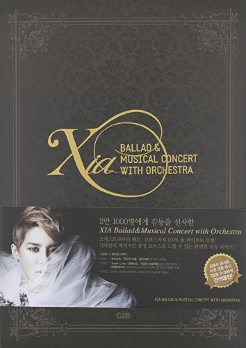 2012 Ballad & Musical Concert with Orchestra [Import]