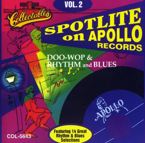 Spotlite on Apollo Records 2 /  Various