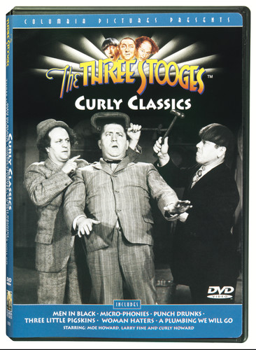Three Stooges: Curly Classics