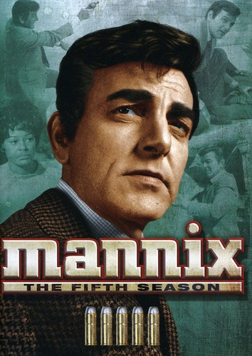 Mannix: The Fifth Season