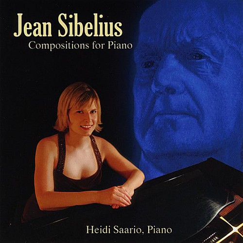 Jean Sibelius-Compositions for Piano