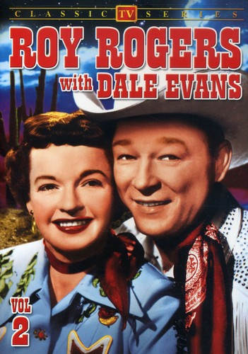 Roy Rogers with Dale Evans 2