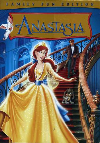 Anastasia: Family Fun Edition
