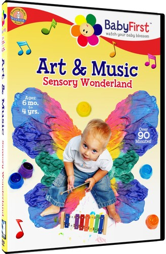 Art & Music: Sensory Wonderland
