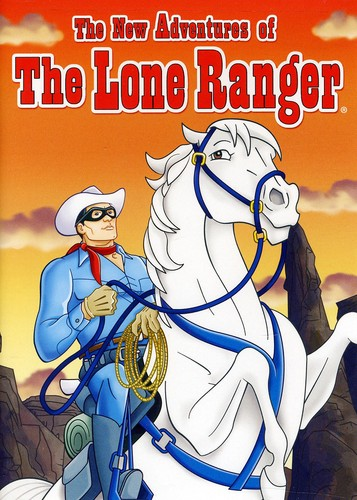 Lone Ranger: The New Adventures of