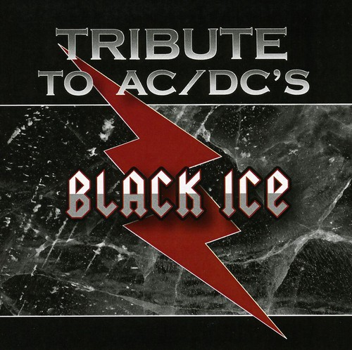 Ac/ Dc's Black Ice Tribute /  Various